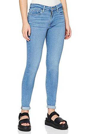 Levi's Dames 711 Skinny Jeans