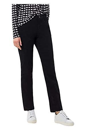 Brax Dames slim fit jeans broek stijl Mary City Sport, (perma black), 29W x 30L