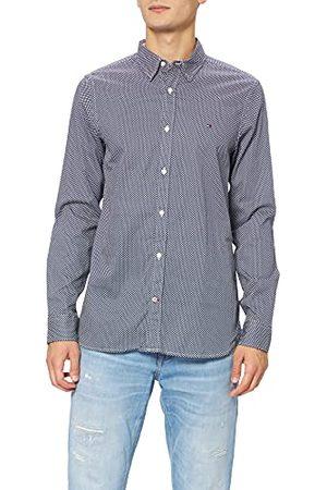 Tommy Hilfiger Heren Slim Klein Geo Print Shirt