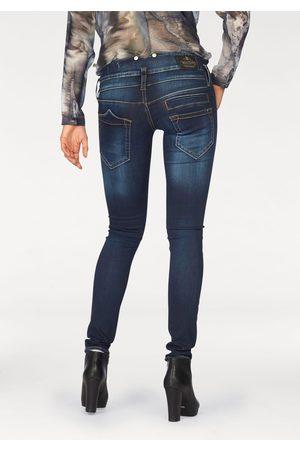 Herrlicher Dames Slim - Skinny jeans PITCH SLIM Low waist met licht push-upeffect