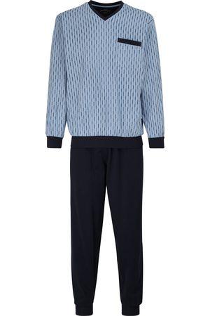 Götzburg Heren Pyjama's - Pyjama V-hals Queens