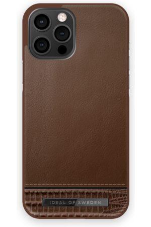 IDEAL OF SWEDEN Telefoon - Atelier Case iPhone 12 Pro Max Wild Cedar Snake