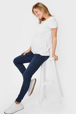 C&A Zwangerschapsjeans-skinny fit-biokatoen