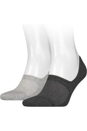 Calvin Klein Basic footies 2-pack