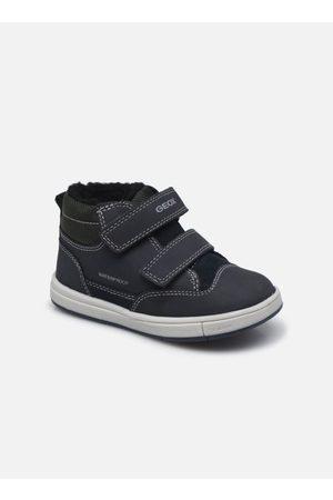 Geox Jongens Sneakers - B Trottola Boy WPF B164RA by