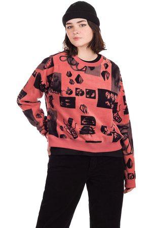 Volcom Dames Sweaters - Error 76 Crew Sweater