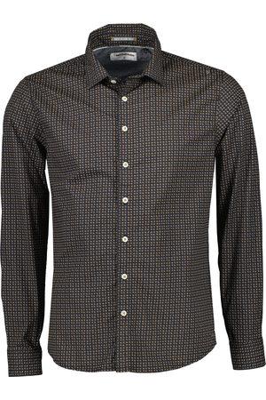 No Excess Heren Casual - Overhemd - Modern Fit