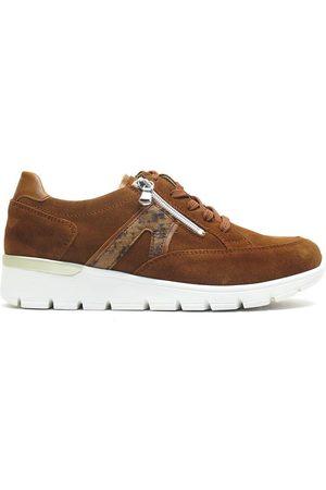 Waldläufer Dames Sneakers - Waldläufer 626001 Wijdte K