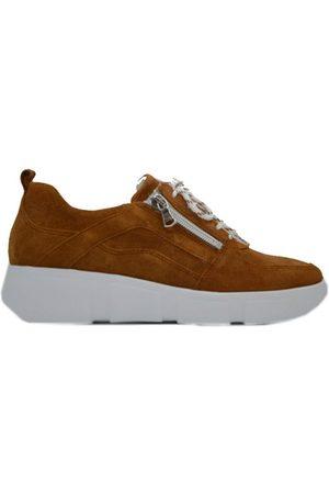 Waldläufer Dames Sneakers - Waldläufer 735001 wijdte H