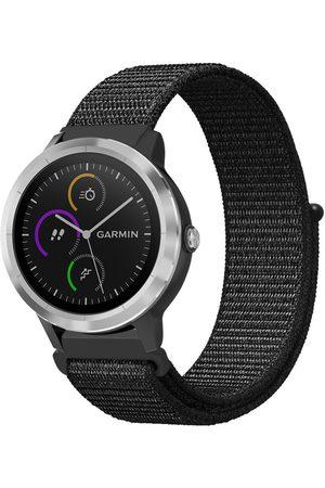 Imoshion Dames Horloges - Nylon bandje voor de Garmin Venu / Vivoactive 3 / Forerunner 245