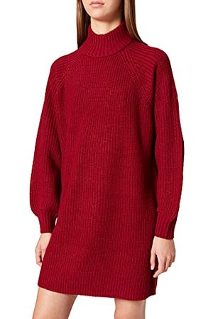 Noisy May Dames Nmtimmy L/S Knit Dress Noos Pullover