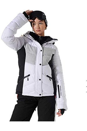 Superdry Dames SNOW LUXE PUFFER Jack, , 16