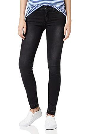 Replay New Luz, dames jeans Skinny Fit, Regular Waist, stijlvolle stretch jeans voor vrouwen, denim jeans, maten: 23-33