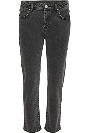 Noisy May Nmolivia Nw Slim Straight Dg Ss Jeans voor dames