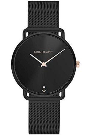 Paul Hewitt PH-M-BS-5S Analoog kwartshorloge voor dames, met roestvrijstalen armband