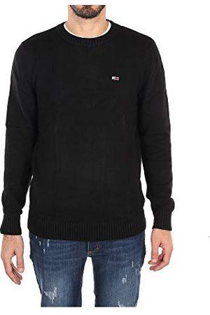 Tommy Hilfiger Heren TJM Essential Crew Neck Sweater Pullover, , M