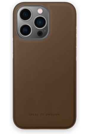 IDEAL OF SWEDEN Telefoon - Atelier Case iPhone 13 Pro Intense Brown
