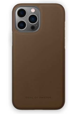 IDEAL OF SWEDEN Telefoon - Atelier Case iPhone 13 Pro Max Intense Brown
