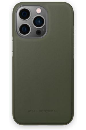 IDEAL OF SWEDEN Telefoon - Atelier Case iPhone 13 Pro Intense Khaki
