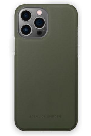 IDEAL OF SWEDEN Telefoon - Atelier Case iPhone 13 Pro Max Intense Khaki