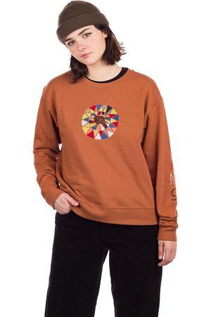 Vans Dames Sweaters - Hanna Scott Crew Sweater