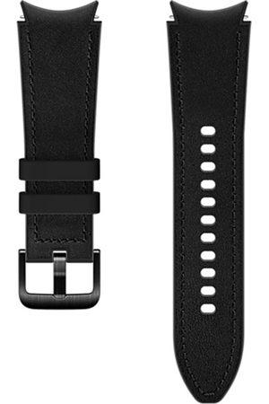 Samsung Dames Horloges - Hybrid Leather Band S/M voor de Galaxy Watch / Watch 3 / Watch 4 / Active 2 / Classic 4 : 40-41-42-44mm