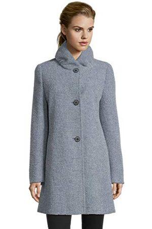 gil-bret Dames Giulia wollen jas, Light Turquoise melange, 38