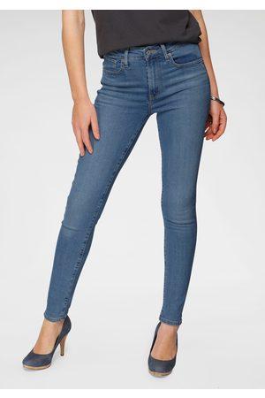 Levi's ® skinny fit jeans 721 High rise skinny met hoge band