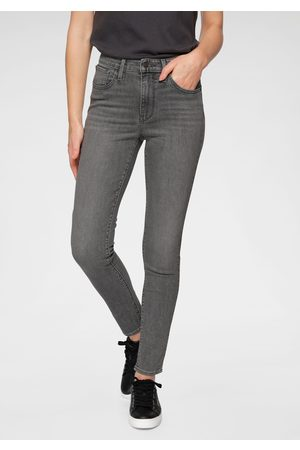 Levi's Dames High waisted - ® skinny fit jeans 721 High rise skinny met hoge band
