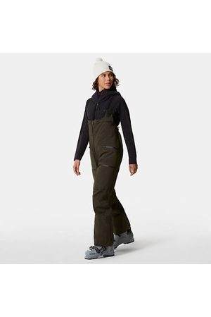 The North Face The North Face A-cad Futurelight™-salopette Voor Dames Rosin Green Größe L Normaal Dame