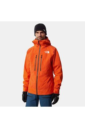 The North Face Heren Jacks - The North Face L5 Futurelight™-jas Voor Heren Red Orange Größe L Heren