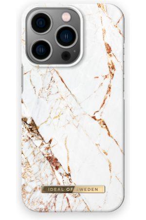 IDEAL OF SWEDEN Telefoon - Fashion Case iPhone 13 Pro Carrara Gold