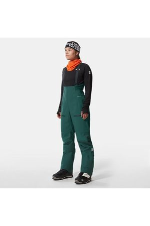 The North Face The North Face Futurelight™-salopette Voor Dames Shaded Spruce Größe L Dame