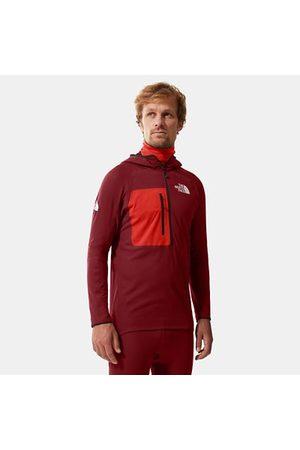 The North Face The North Face Amk L2 Futurefleece-sweater Met Halve Rits Cardinal Red Größe L Unisex