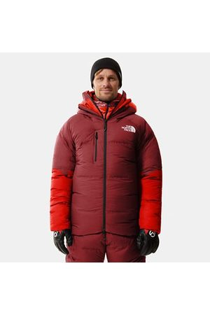 The North Face The North Face Amk L6-1000-cuin Cloud Down-donsparka Cardinal Red-flare Größe L Unisex