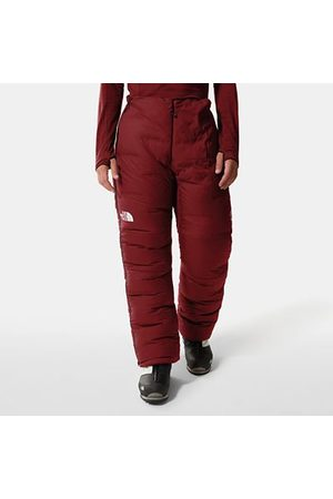 The North Face The North Face Amk L6-1000-cuin Cloud Down-donsbroek Cardinal Red Größe L Normaal Unisex
