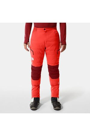 The North Face The North Face Amk L5 Futurelight™-broek Flare-cardinal Red Größe L Normaal Unisex