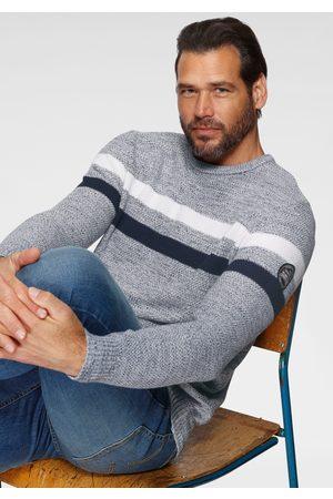 Man's World Heren Gebreide truien - Gebreide trui in gemêleerde look