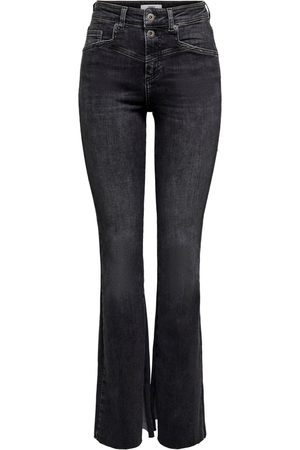 ONLY Dames Straight - Jeans 'BLUSH LIFE