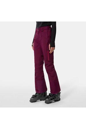 The North Face The North Face Lenado-broek Voor Dames Pamplona Purple Größe L Normaal Dame