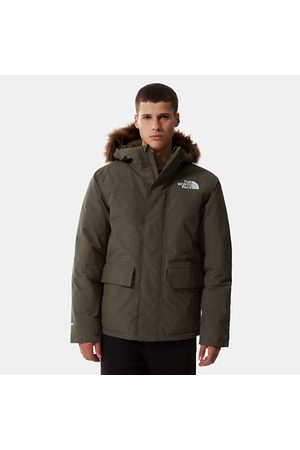 The North Face The North Face Arctic-parka Voor Heren New Taupe Green Größe L Heren