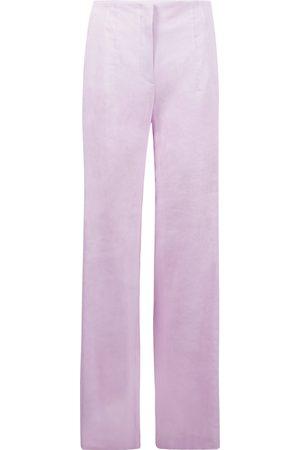 Marc Cain Dames Pantalons - Pantalon Lila