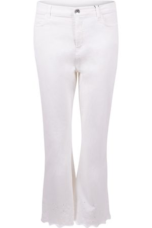 MARELLA Pantalon met borduur