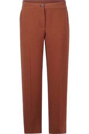 Pinko Marrone Pantalon