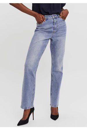 VERO MODA Dames Straight - Straight jeans