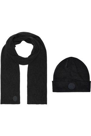 Only & Sons Heren Mutsen - Onsevan Life Knit Box Beanie & Scar: