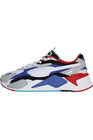 PUMA Heren RS X Puzzle Sneakers