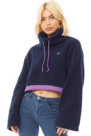 adidas Dames Cropped Sweater