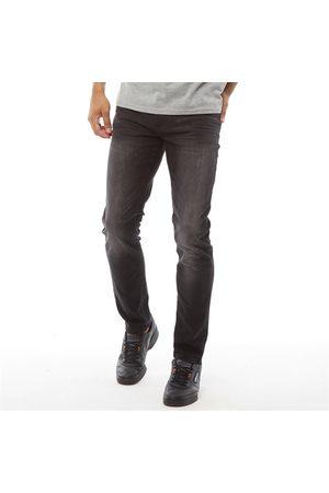 Crosshatch Heren New Svelte Skinny Jeans Denim