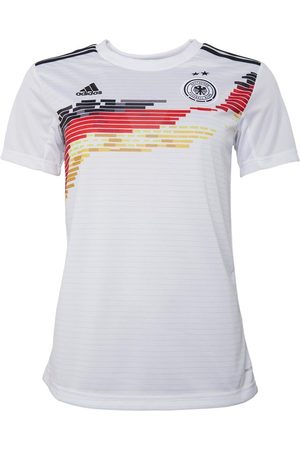 adidas Dames DFB Germany World Cup Home Voetbal Jersey Gebroken
